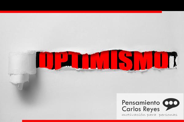 ¿Optimismo Realista? ¡Sí, gracias!
