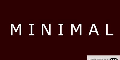 Necesitar lo que tienes, desear lo que necesitas #Minimalismo
